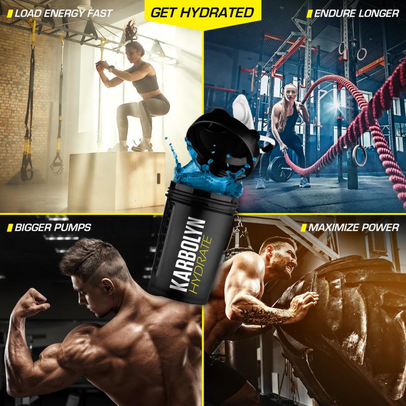 Karbolyn Hydrate Benefits