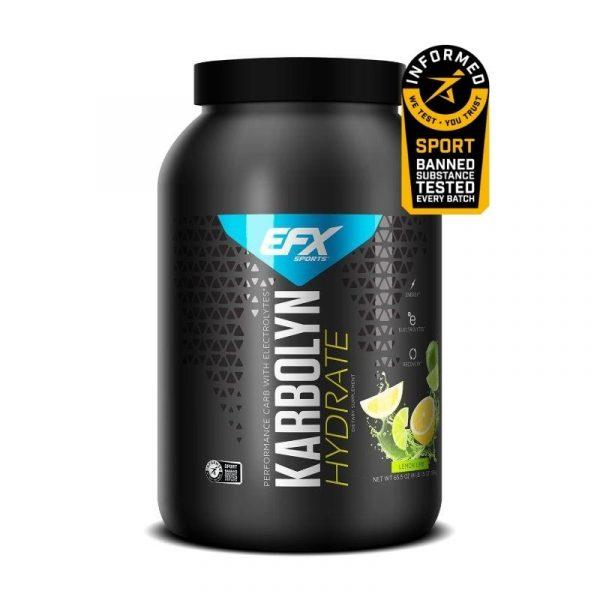 Karbolyn Hydrate 4.1 lb - Lemon Lime