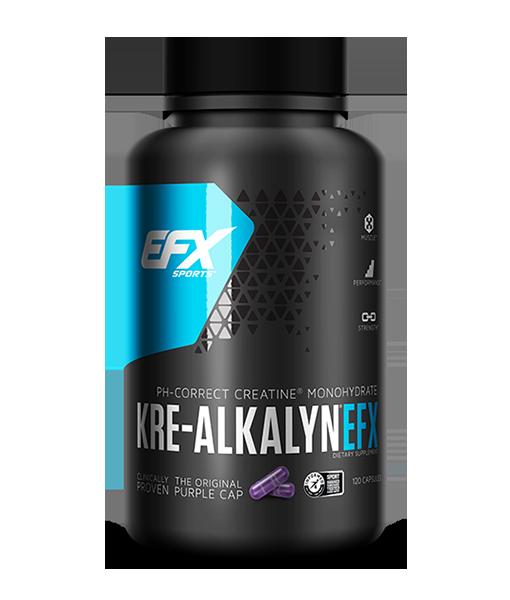 Kre-Alkalyn EFX 120 Capsules