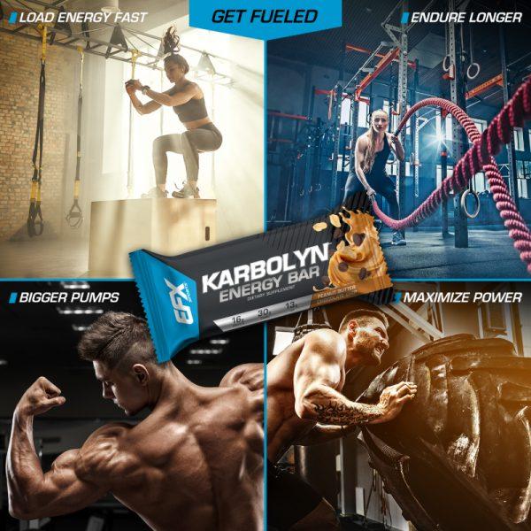 Karbolyn Energy Bar Benefits