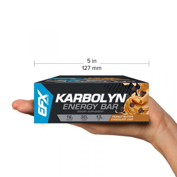 Karbolyn Energy Bar Box