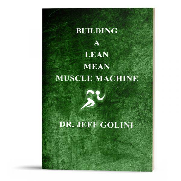 Lean Mean Muscle Machine Book