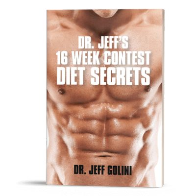 Contest Diet Secrets Book