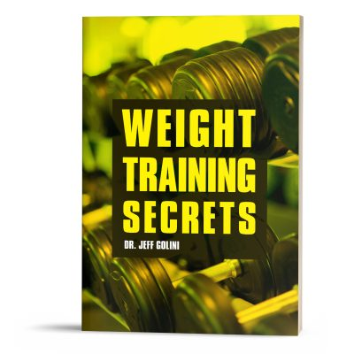Weight Training Secrets Book