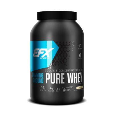 Training Ground Pure Whey - Vanilla
