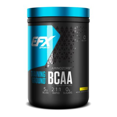 Training Ground BCAA 500 grams - Lemonade