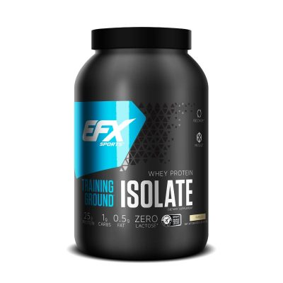 Training Ground Isolate Protein 2.4 lb - Vanilla