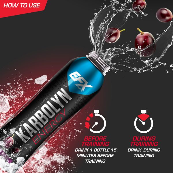Karbolyn Energy RTD - Grape