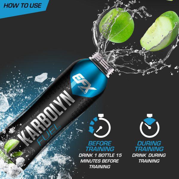 Karbolyn Fuel RTD - Green Apple
