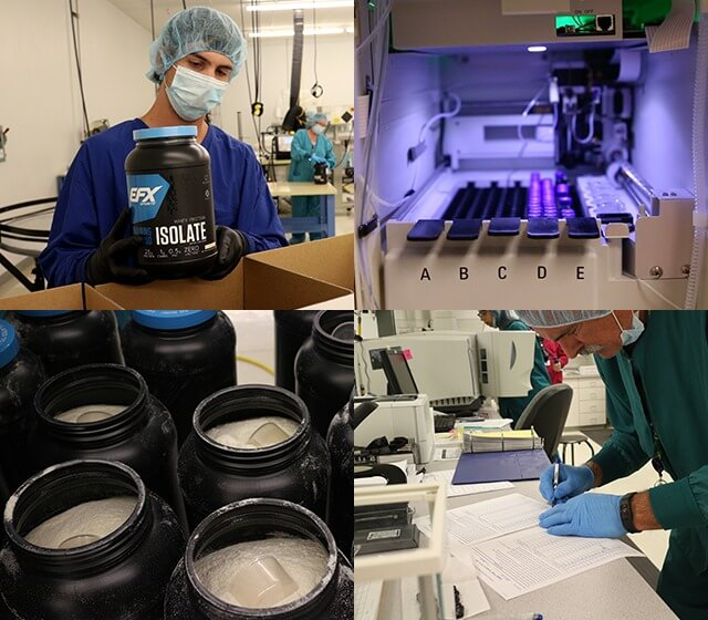 Manufacturing At All American Pharmaceutical