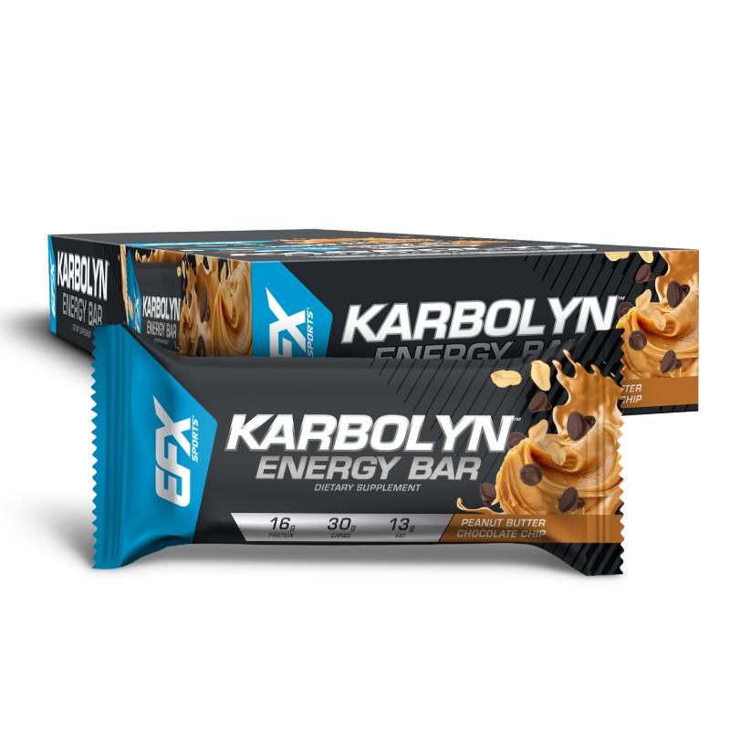 Karbolyn Energy Bar With Box