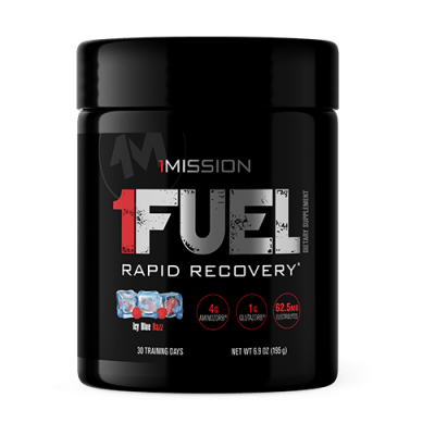 1Fuel Rapid Recovery Blue Razz