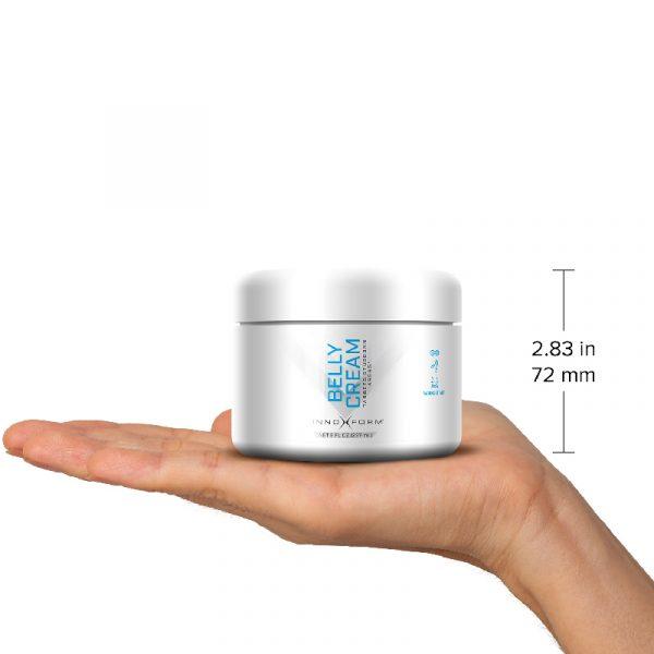 Innoform Belly Cream In Hand