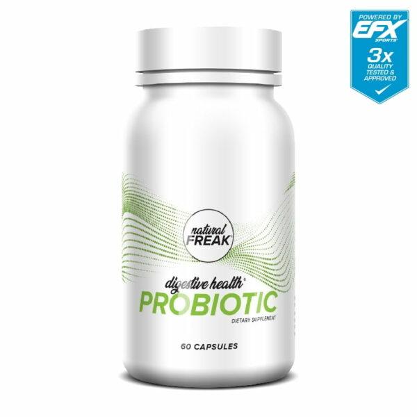 Natural Freak Probiotic Capsules
