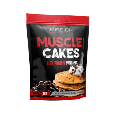 Muscle Cakes Chocolate Chip