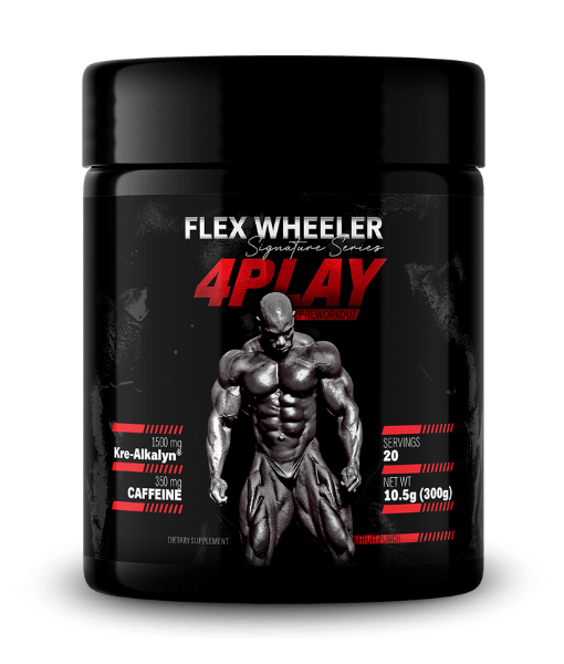 Flex Wheeler Signature Series - 4Play