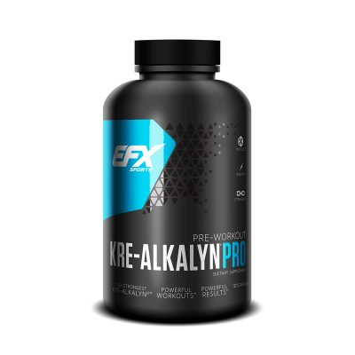 Kre-Alkalyn Pro 120 Capsules